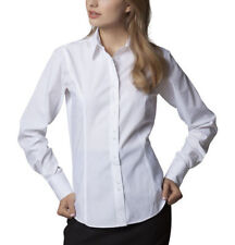 Kit Cotton Patternless Tops & Shirts for Women