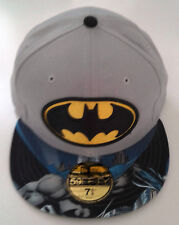 New Era 59Fifty Batman Team Logo Fitted Hat-New Old Stock - 7 5/8  - 2010