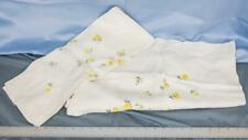 Vintage Lot Tablecloth & Napkins dq