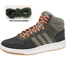 save off b7055 67ff6 41 23 Eu) adidas Hoops 2.0 Mid Scarpe da Basket