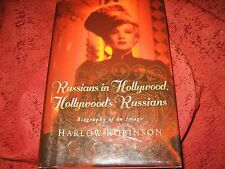 Russians in Hollywood, Hollywood's Russians...HARLOW ROBINSON 1ST PRT SIGNED