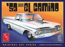Amt / Mpc 591058 - 1/25 1959er Chevy El Camino - Nuovo