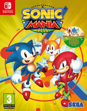 Sonic Mania Plus Nintendo Switch Sega