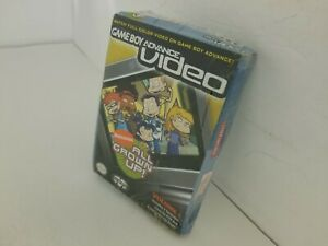NEW Sealed Nickelodeon Rug Rats All Grown Up Video Nintendo Game Boy Advance B11