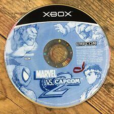 Marvel Vs Capcom 2 (Original XBOX) Retro Gaming ~ PAL *DISC ONLY* ~ Free Post