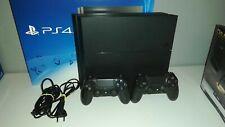 Sony PlayStation 4 500GB mit 2 Controller und 3 Spiele 🥇Top Zustand 🥇