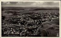 Clausthal Zellerfeld vom Flugzeug aus Luftbild ~1930/40 Gesamtansicht Panorama