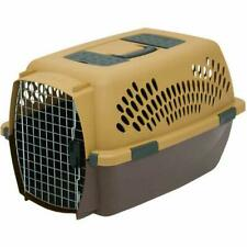 Pet Porter Plastic Crate Multicolor Small Travel Portable Shell Dog Carry Handle