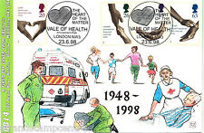 1998 National Health Service - GBFDC Association DW (Old Style) Official