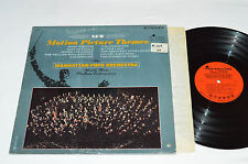 MANHATTAN POPS ORCHESTRA Motion Picture Themes LP Time Records S/2189 VG/VG