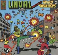 Linval Presents Space Invaders Various Artists Cdx2