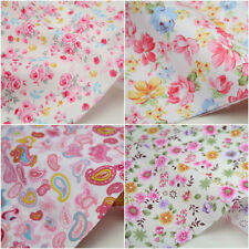 Unbranded Floral Quilting Craft Fabrics