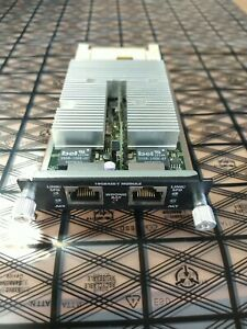 Dell 10GBase-T Module, part number  0X901C for PowerConnect switches M6220 6248