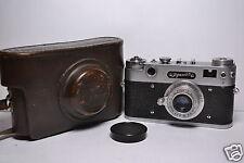 ZORKI 5 Soviet/Russian 35mm Rangefinder Camera, Industar-50 (3.5/50) !!!