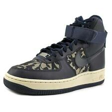 Leather Air Force 1 Fashion Sneakers Athletic Shoes for Women