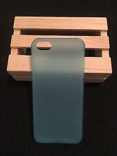Fits iPhone 5 5s & 5SE Phone Case - Mate Clear TPU Gel Soft Cover 3 Colours