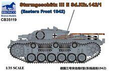 Bronco 1/35 35119 German StuG III Ausf E Sd.Kfz 142/1 (Eastern Front 1942)