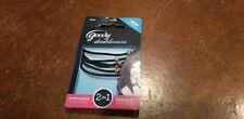Goody Double Wear Floating Beaded Elastics Ponytailer Gold Tone Bracelet NEW