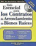 GuÃa Esencial Para los Contratos de Arrendamiento de Bienes Raices (co-ExLibrary