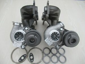 From Canada BMW 135i 535i Z4 35i 3.0L 750HP 17T 11 blades Billet Turbo charger