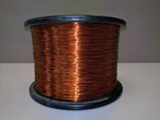 REA Magnet Wire 24 AWG Gauge Enameled Copper - New