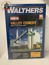 More details for walthers cornerstone 933-3098 valley cement plant kit - ho/oo gauge
