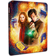 More details for doctor who complete series 5 limited edition steelbook blu-ray 5th season sealed