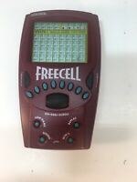 1999 RADICA FREECELL VINTAGE HANDHELD ELECTRONIC GAME  - TESTED - WORKING