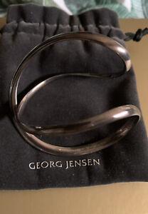Georg Jensen Infinity Bangle