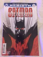 Batman Beyond #3 Variant Cover (2017) DC Comics