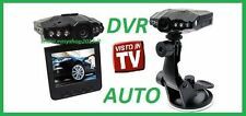 "DASH CAM MINI DVR TELECAMERA AUTO MONITOR LCD 2,5"" 6 LED"