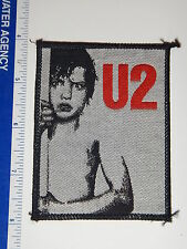 "Vintage Original U2 Patch 3"" X 3.75"" Nos"