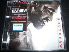 Southpaw – Ost (Shady Records) Motion Picture Soundtrack (Australia) CD – New
