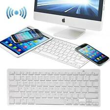NEW Slim Wireless Bluetooth Keyboard For Apple iMac iPad Android Phone Tablet UK