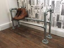 Industrial Scaffold Shoe Rack Storage Upcycled Bespoke