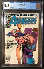Avengers #223 CGC 9.8 | 1982 Marvel |1251610025 | Key Ed Hannigan Comic Book 🔥