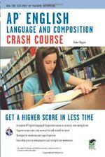 AP English Language & Composition Crash Course Book + Online (Advanced Placeme