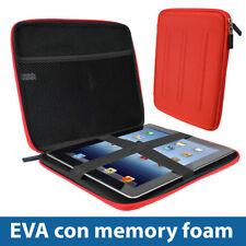 """Rosso EVA Custodia Case Cover per Apple iPad 2 3 4 Retina Air, Air 2 & Pro 9.7"""""""