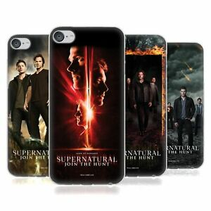 OFFICIAL SUPERNATURAL KEY ART SOFT GEL CASE FOR APPLE iPOD TOUCH MP3