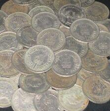 100 Coins LOT - 1989 - JAWAHARLAL NEHRU -  Rupee 1 -  Commemorative india