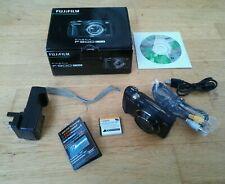 Fujifilm FinePix F Series F900EXR 16.0MP Digital Camera Black