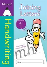 Morrells Handwriting Books - Joining Letters Writing Cursive Practice Workbook 1