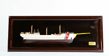 US Coast Guard Half Model Boat 38""