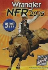 2005 Wrangler National Finals Rodeo - Complete 5-DVD Set