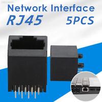 F718 Female RJ45 Linker RJ45 Bonder IC Sockets PCB Board Test Equipment