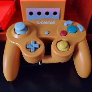 Nintendo Spice Orange Gamecube Controller OEM Authentic  U.S Seller