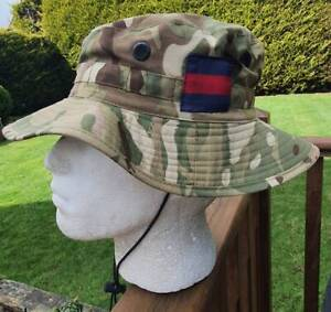 MTP Camouflage Bush Hat British Army Boonie Jungle Guards Military Surplus New57