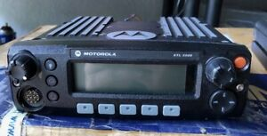 Motorola XTL2500 Model M21URM9PW1AN Radio P25 Smartzone