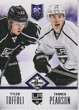 2012-13 Limited Rookie Redemption Kings #13 Toffoli/Pearson /499