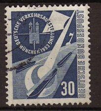 Allemagne 1953 N°56 30p Bleu. P369